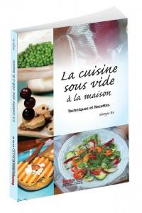 livre cuisine sous vide maison